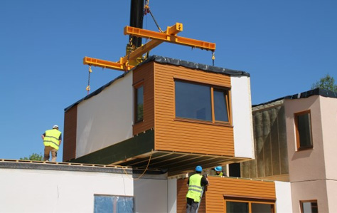Modular buildings and engineering